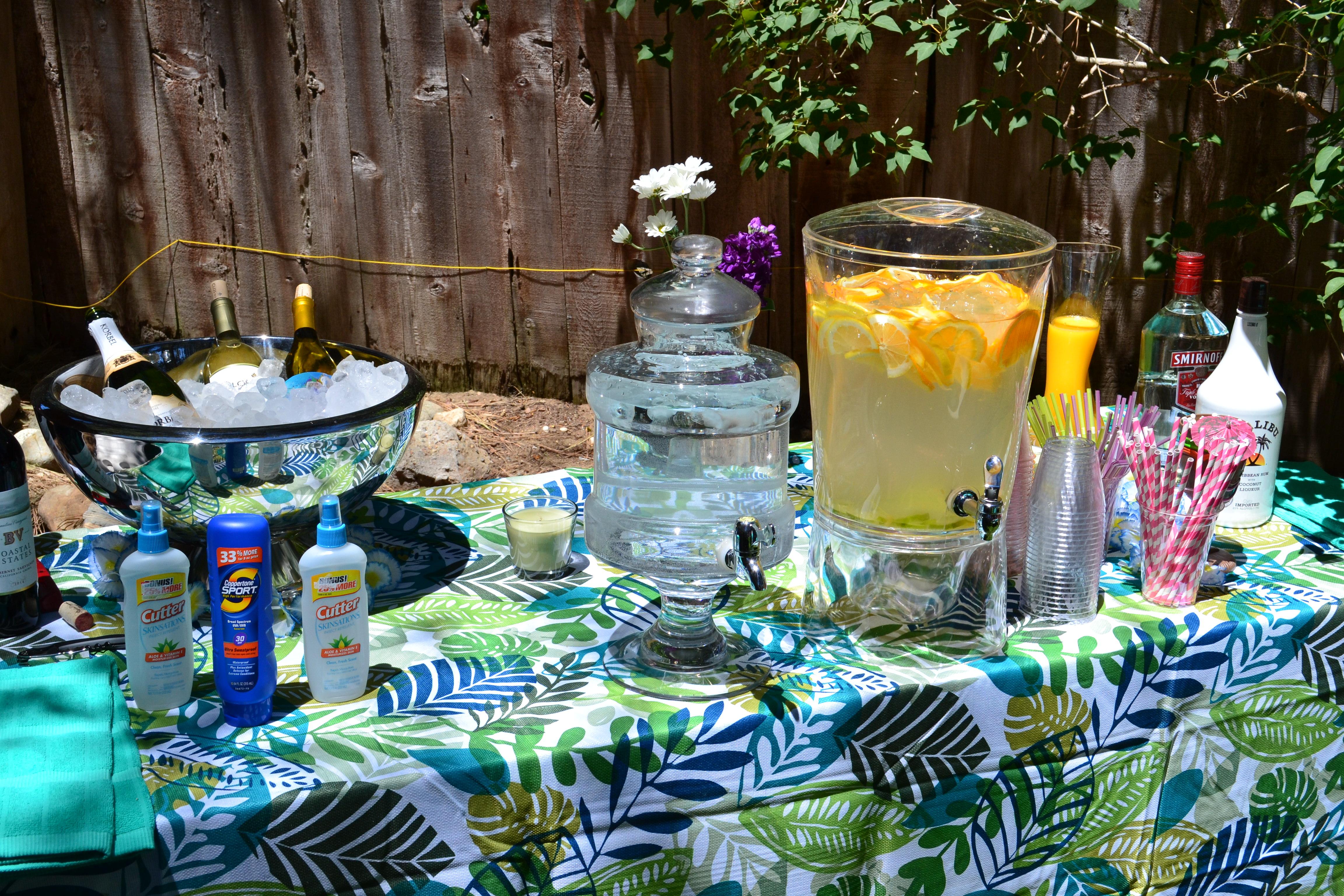 summer party theme ideas humboldt event services